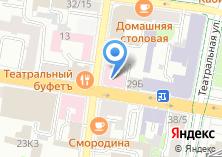 Компания «Татюринформ» на карте