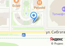 Компания «Рутил» на карте