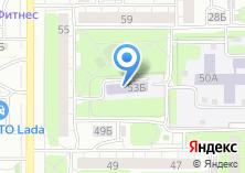 Компания «Детский сад №338 Аленушка» на карте