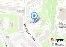 Компания «Лориен» на карте