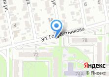 Компания «Шиномонтажная мастерская на Мусина» на карте