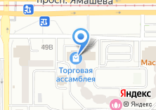 Компания «ТИМО» на карте