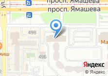 Компания «ВелоЦентр» на карте