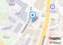 Компания «Мишель» на карте
