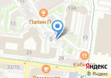 Компания «Флигель» на карте