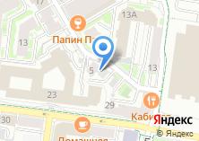 Компания «Статус-К» на карте