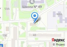 Компания «Академия АйТи» на карте