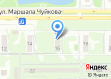 Компания «Темп 56» на карте