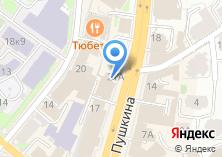 Компания «Duplo Lounge» на карте