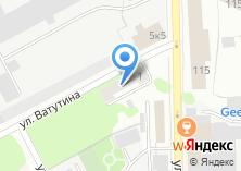 Компания «Профмаркет» на карте