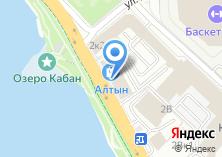 Компания «Рэт» на карте