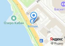 Компания «Алтын Ремонт» на карте