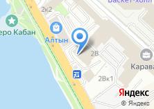 Компания «LinerApp» на карте