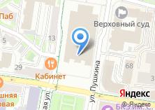 Компания «Правительство Республики Татарстан» на карте