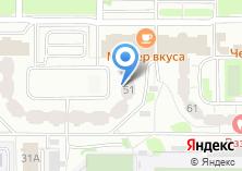 Компания «Та-Ир» на карте