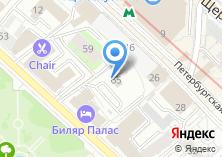 Компания «РеалСити» на карте