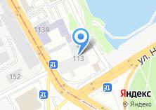 Компания «Казанский механико-технологический техникум пищевой промышленности» на карте