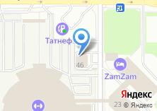Компания «Любимая Казань» на карте