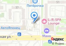 Компания «Сулейман» на карте