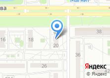 Компания «Airon» на карте