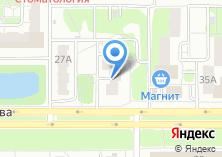 Компания «Опорный пункт общественного порядка Отдел полиции №6 Савиново» на карте