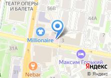 Компания «Premium Hotel» на карте