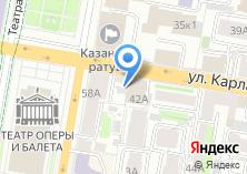 Компания «Аум» на карте