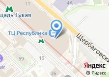Компания «Remobi.ru» на карте