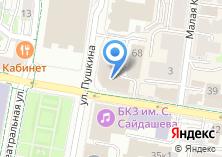 Компания «Министерство культуры Республики Татарстан» на карте