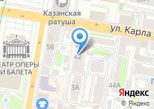 Компания «Калинка Комфорт» на карте