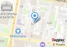 Компания «Строящийся жилой дом по ул. Максима Горького» на карте