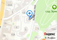 Компания «Строящийся жилой дом по ул. Профессорский пер» на карте