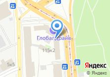 Компания «Свои колеса» на карте