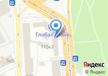 Компания «Revolution» на карте