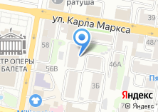 Компания «Камелия-мед» на карте