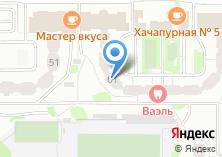 Компания «КамМех» на карте