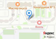 Компания «ВаЭль» на карте