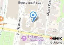 Компания «Счетная палата Республики Татарстан» на карте