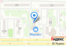 Компания «Крепрон» на карте