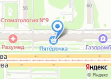 Компания «АКБ Союз» на карте