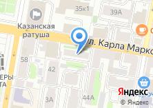 Компания «Благотворительный бутик» на карте