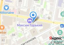 Компания «На Горького» на карте