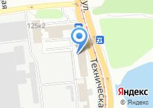 Компания «Дровосек» на карте
