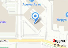 Компания «Платная парковка» на карте