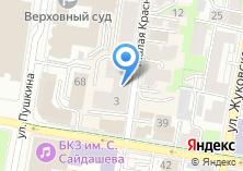Компания «Салон кондиционеров» на карте
