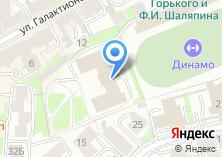 Компания «Городской дворец детского творчества им. А. Алиша» на карте