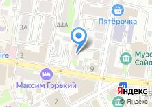 Компания «Pro:Svet» на карте