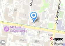 Компания «СОВЕТ» на карте
