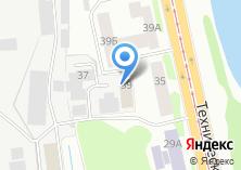 Компания «РАФ-ИНЖИНИРИНГ» на карте