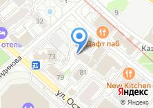 Компания «АМ-Групп» на карте